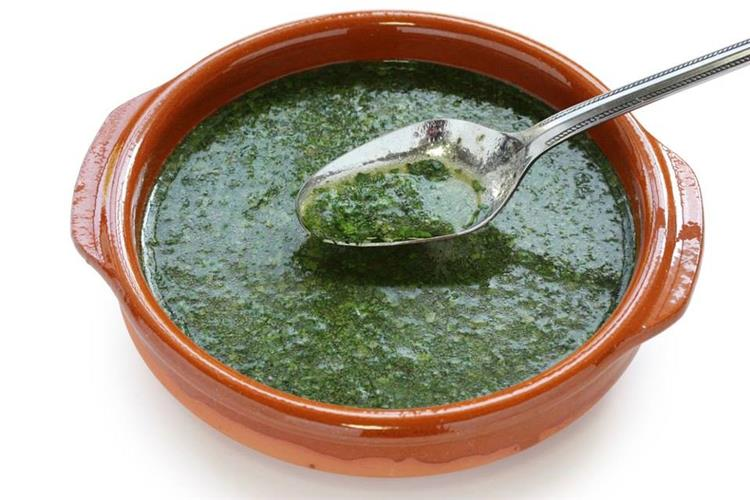طريقة تخزين الملوخية الخضرا في الفريزر