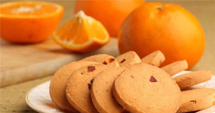 اكلات رجيم سهلة طريقة عمل البسكويت بالبرتقال للدايت