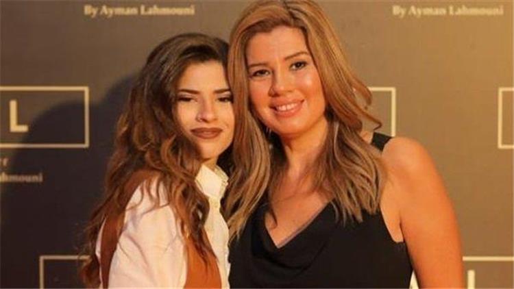 ابنة رانيا فريد شوقي تثير الجدل بسبب تاتو