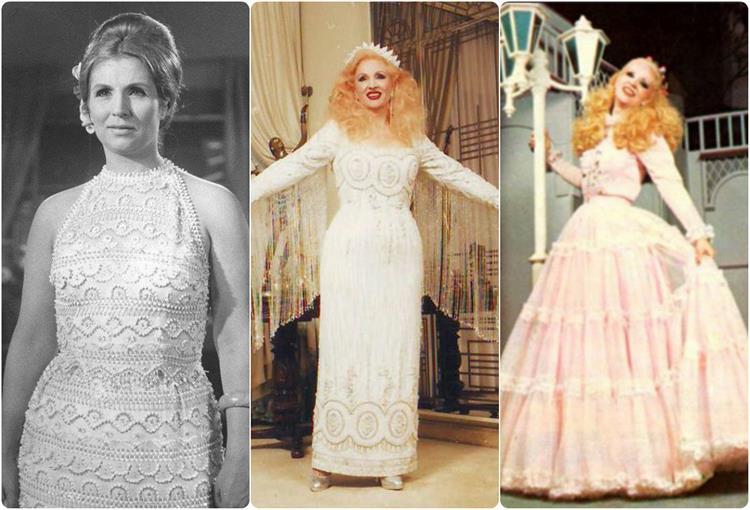 """أشهر مصممي الأزياء الذين اعتمدت عليهم """"الشحرورة"""".. وأبرز فساتينها"""