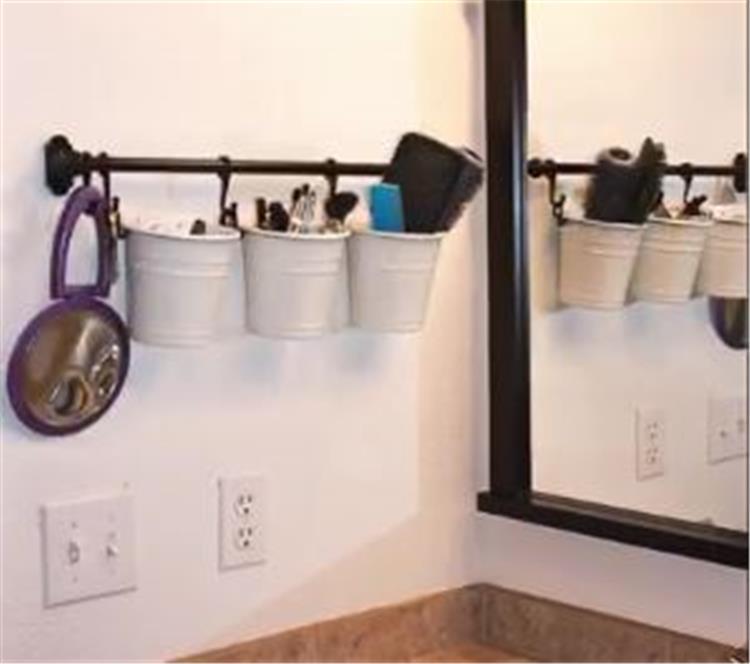 8 أفكار مختلفة لاستغلال مساحات الحمام
