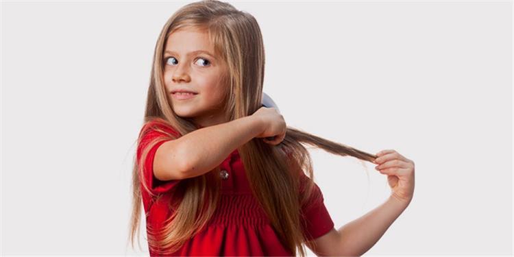 3 ماسكات طبيعية لشعر الأطفال الجاف