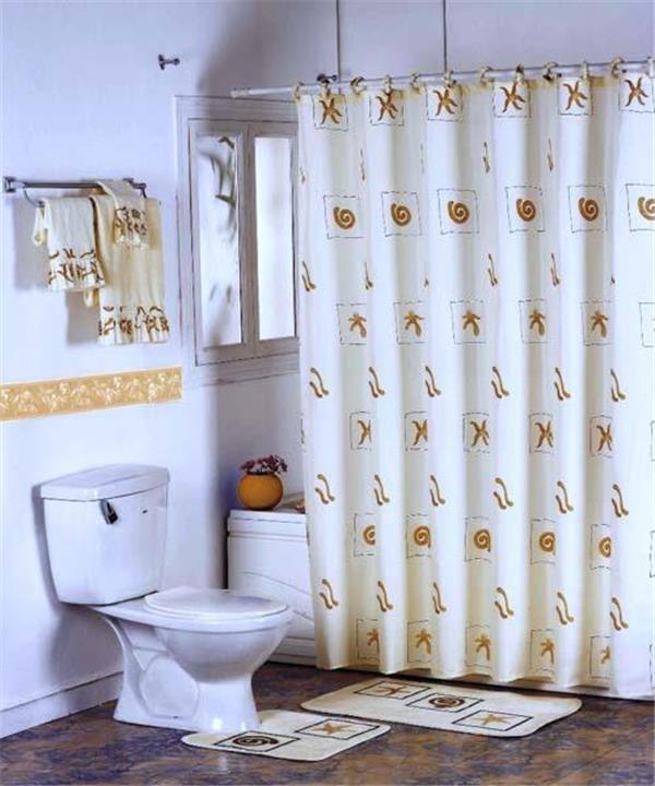 استعداد ا للعيد أسهل طريقة لتنظيف ستارة الحمام