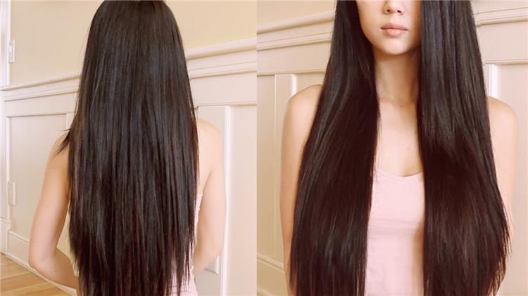تطويل الشعر بوصفات طبيعية بسيطة من مطبخك