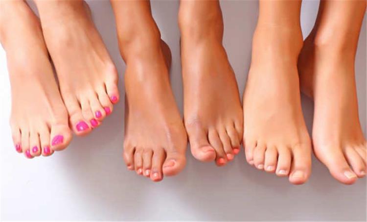 إعرفي شخصيتك من شكل أصابع قدمك شخصية حذرة ومخلصة