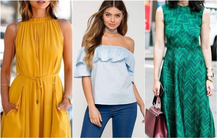 5 ألوان موضة أزياء ربيع 2019