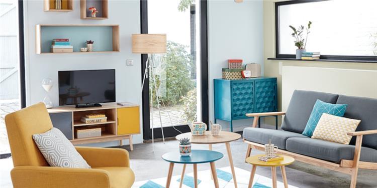 5 ألوان في بيتك تشعرك بالسعادة