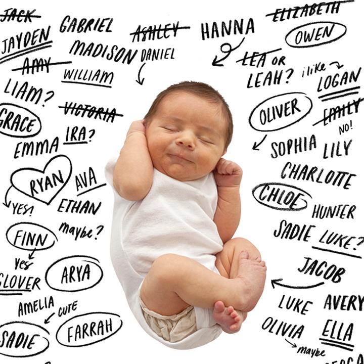 5 قواعد لاختيار اسم جميل لطفلك