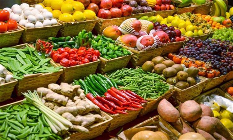 اسعار الخضروات والفاكهة واللحوم والدواجن اليوم 13 ـ 2 ـ 2018
