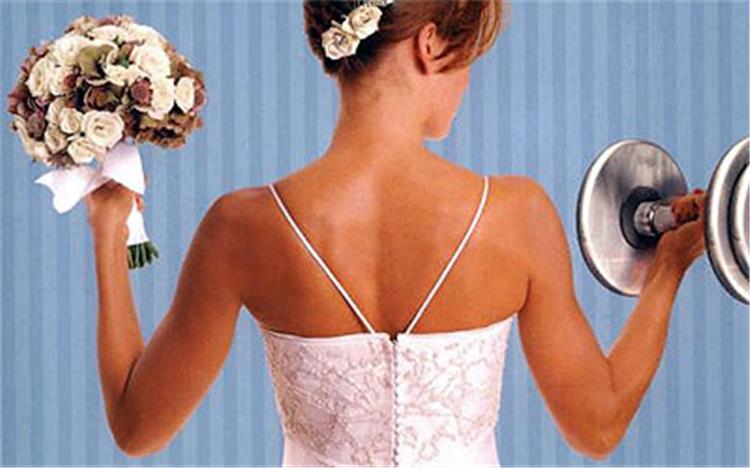 5 نصائح لإنقاص وزنك الزائد قبل زفافك