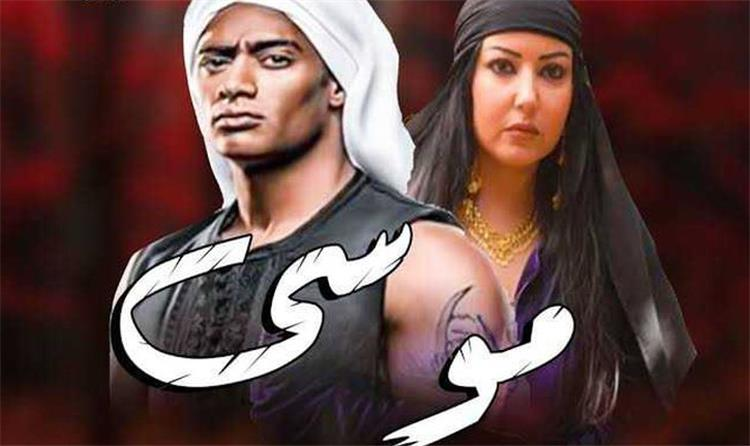 حقيقة وجود خلاف بين محمد رمضان وسمية الخشاب في كواليس مسلسل موسى ما الحكاية