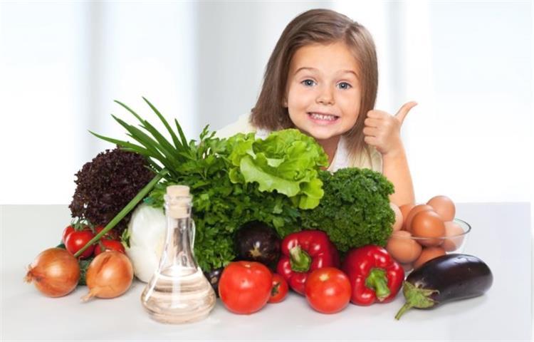 فوائد الخضروات للأطفال تعزيز المناعة والنمو بشكل سليم