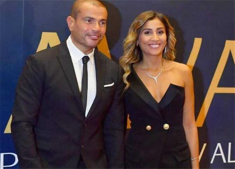 هل يعود عمرو دياب للتمثيل مرة أخرى من أجل دينا الشربيني