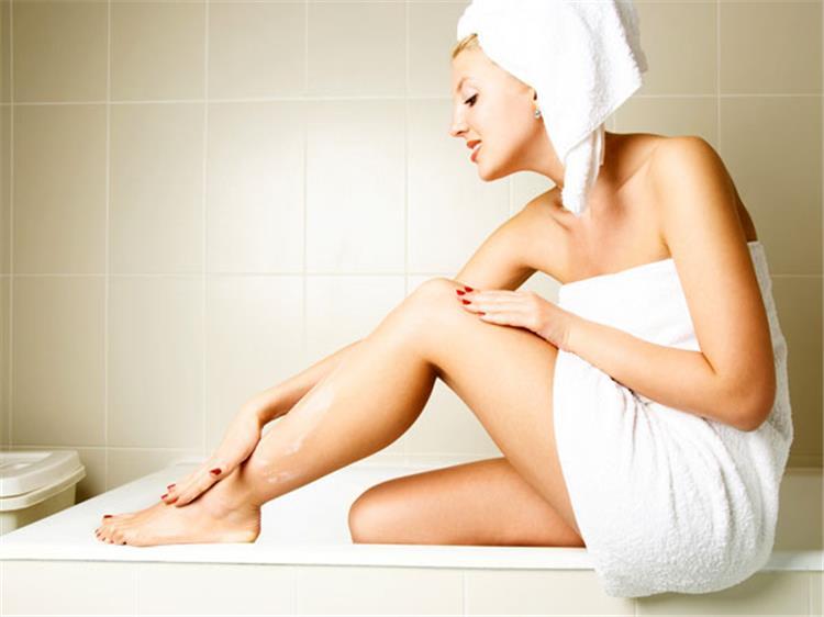 نصائح للعناية بالبشرة بعد إزالة الشعر