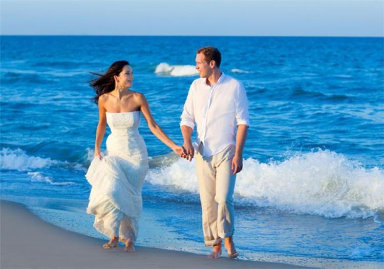 لو فرحك على الشاطئ 6 خطوات للحصول على مظهر عصري وجذاب