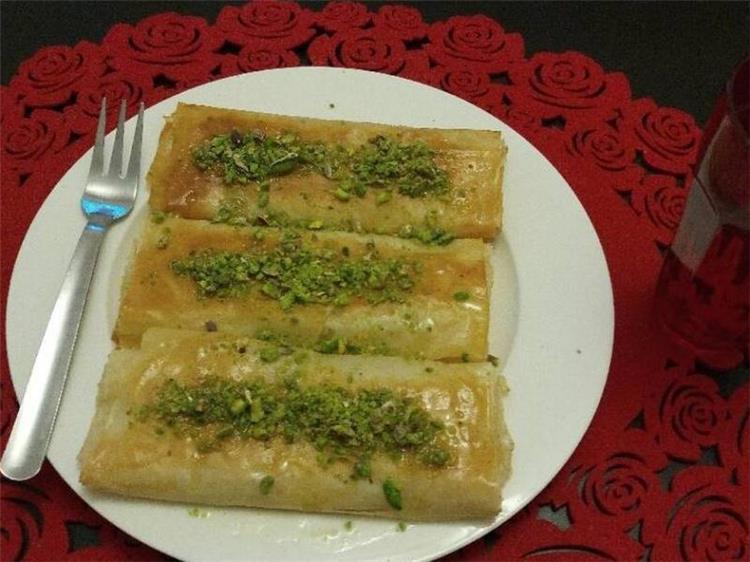 طريقة عمل الكلاج الفلسطيني بالجبن النابلسي