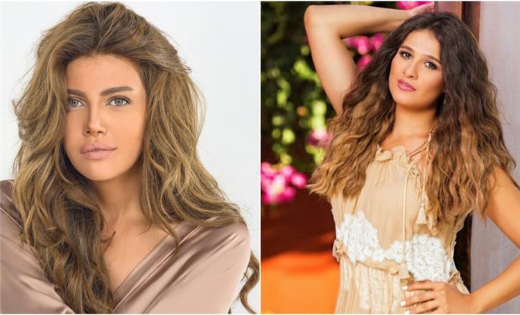تفاصيل انفصال ياسمين عبد العزيز والسبب ريهام حجاج