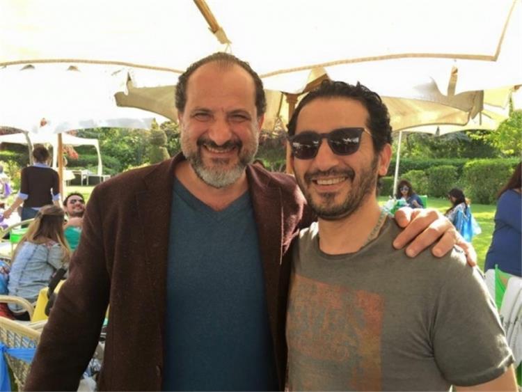أحمد حلمي يلتقي بمنة شلبي وخالد الصاوي في فيلمه الجديد