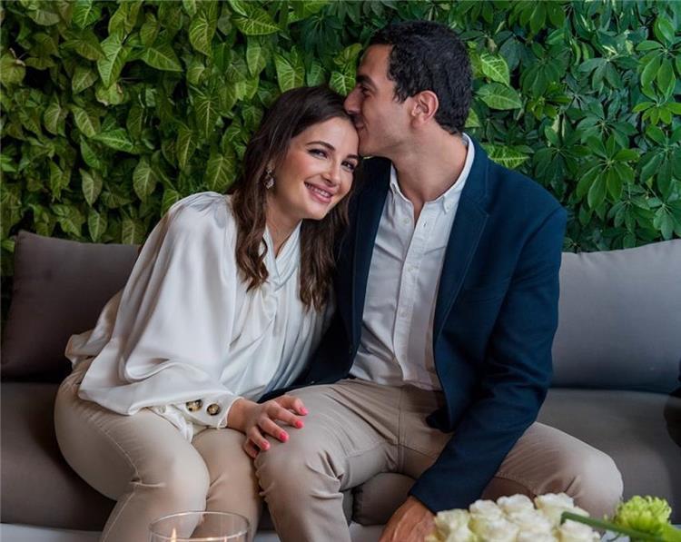 أول ظهور لشام ابنة أصالة بعد خبر انفصالها عن خطيبها كانت ترقص