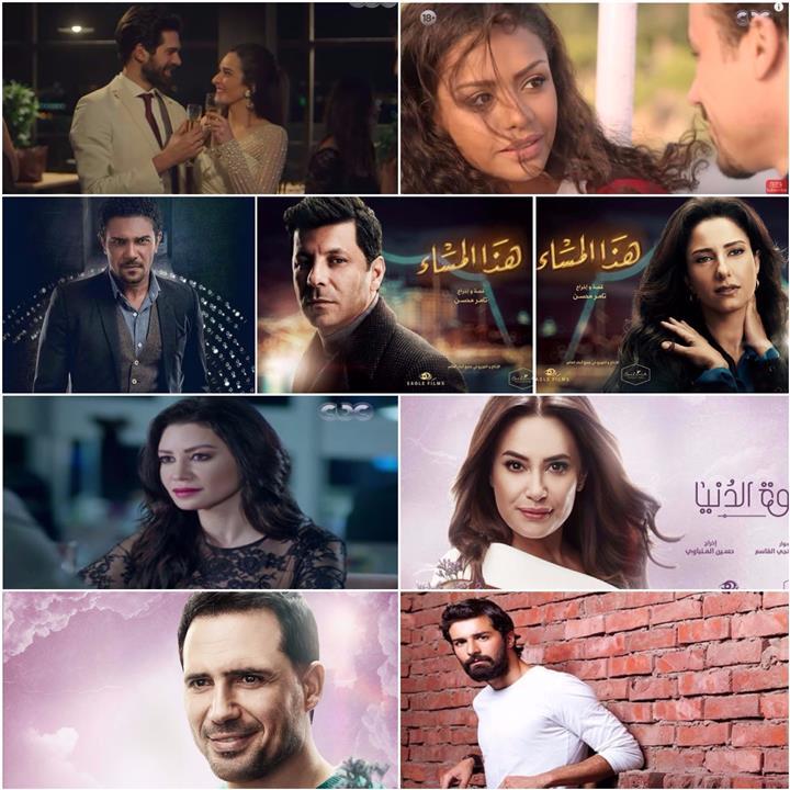 مسلسلات رمضان الابراج هي المؤلف