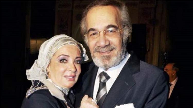 أول تعليق للفنانة شهيرة بعد رحيل زوجها محمود ياسين