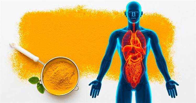 فوائد الكركم للكبد يتخلص من السموم ويطردها خارج الجسم