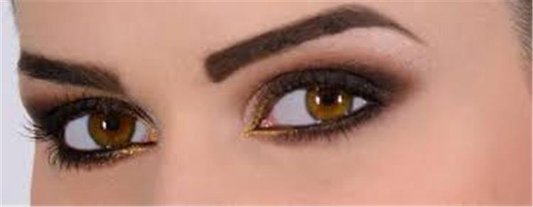 كيفية اختيار لون الظل المناسب للمعة عيونك في حفل زفافك
