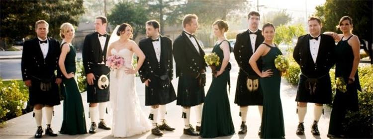 العادات والتقاليد الخاصة بحفل الزفاف الأيرلندي