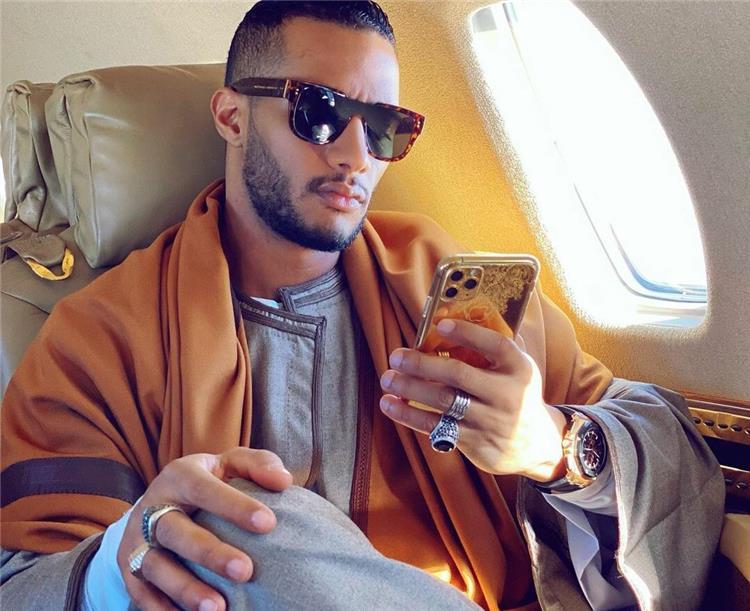 بالمكياج فتاة تقلد الفنان محمد رمضان في مسلسل موسى لن تصدق