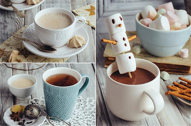 8 وصفات لذيذة لمشروبات الشتاء خير صديق في الليالي الباردة