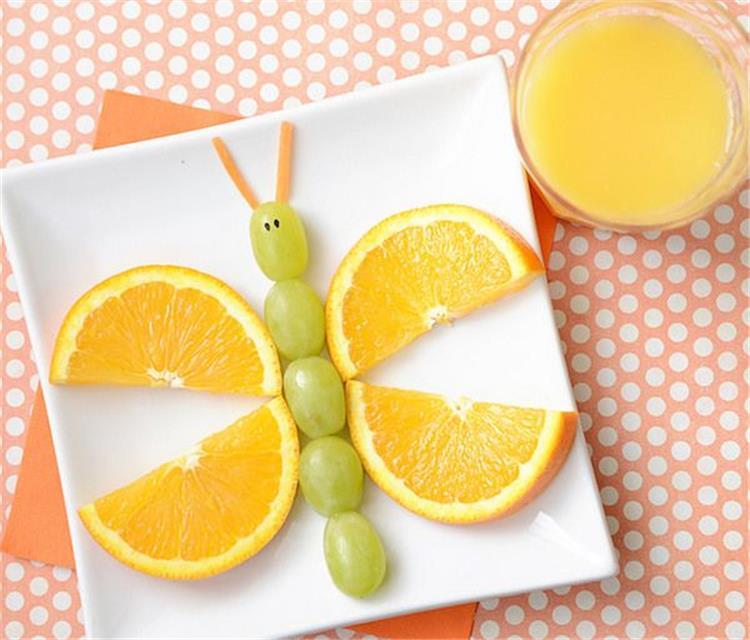 أفكار رائعة لفتح شهية أطفالك على أكل الفاكهة