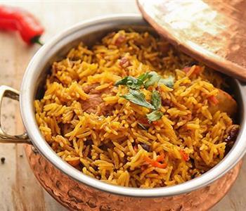 طريقة عمل أرز الكبسة لإفطار رمضاني شهي 