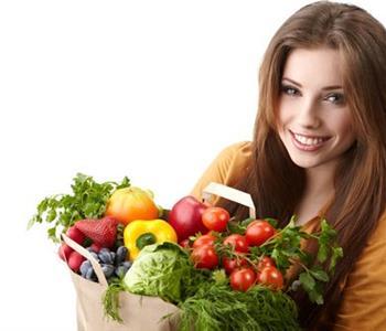 فوائد الفواكه والخضراوات للشعر