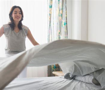 نصائح شراء ملايات السرير