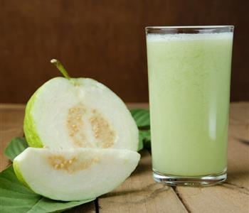 طريقة عمل عصير الجوافة بالليمون