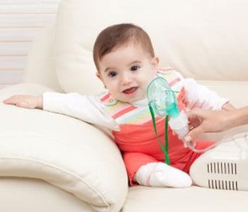 نصائح للتعامل مع حساسية الصدر عند الاطفال
