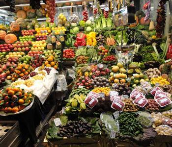 اسعار الخضروات والفاكهة اليوم الاربعاء 15-8-2018 في مصر