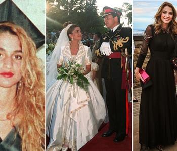بين البساطة والأناقة كيف تطورت أزياء الملكة رانيا
