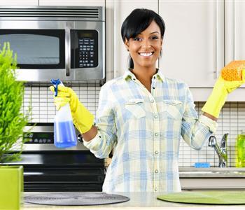 5 اماكن في منزلك مليئة بالجراثيم تعرفي عليها