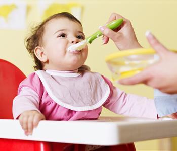 وجبات مغذية للرضع فوق عمر 6 شهور