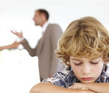 تأثير الطلاق على الاطفال وكيف يمكن تخفيف حدته عليهم