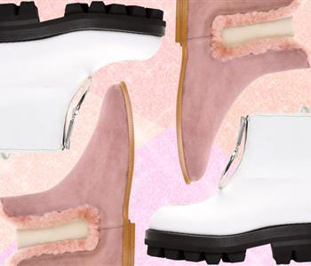 بالصور..12 حذاء لاطلالة شتوية مميزة