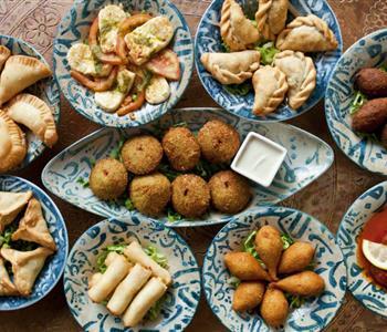 اشهر الأطباق الرئيسية على سفرة رمضان عالميا