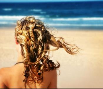 ماسك الفجل والبقدونس لعلاج الشعر التالف بسبب السباحة وحرارة الشمس