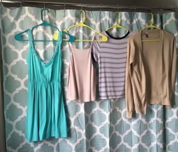 تغلبي بطرق بسيطة على مشكلات تفسد ملابسك المفضلة