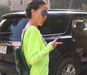 استوحي اطلالتك الرياضية على طريقة غادة عبد الرازق