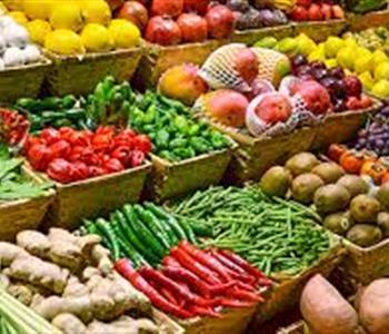اسعار الخضروات والفاكهة اليوم الثلاثاء 14-8-2018 في مصر