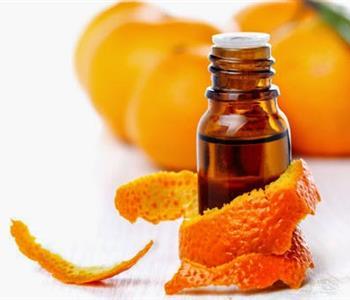 فوائد زيت البرتقال العطري