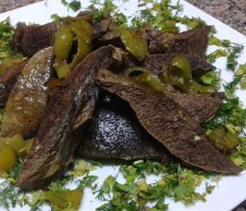 طريقة عمل الطحال المقلي في عيد الأضحى
