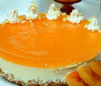 طريقة عمل الكنافة بقمر الدين لحلويات جديدة في رمضان